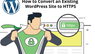 How to add an SSL certificate to your site.