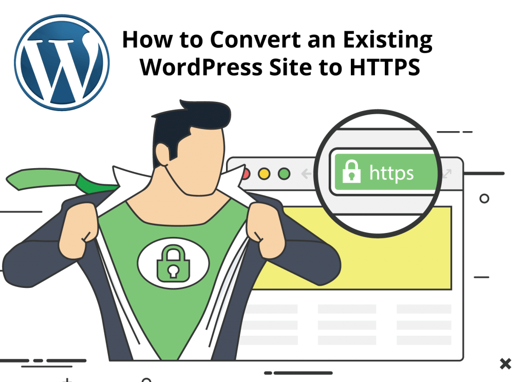 step-by-step tutorial on adding a SSL certificate to an existing site